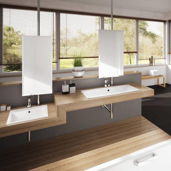 Top Welche Höhe ist ideal fürs Waschbecken? - Emero Life DT12
