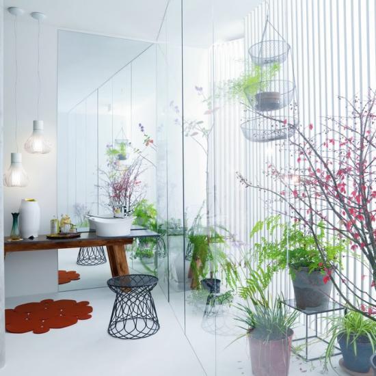 dekorative pflanzen frs wohnzimmer cheap interesting top top tapeten frs wohnzimmer bei. Black Bedroom Furniture Sets. Home Design Ideas