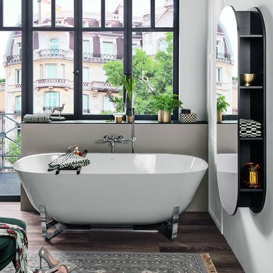 Kleine Badezimmer optisch vergrößern - 7 Tricks - Emero Life