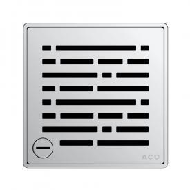 ACO Mix Designrost, verriegelbar L: 14 B: 14 cm