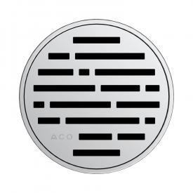 ACO Mix Designrost Durchmesser: 12,6 cm