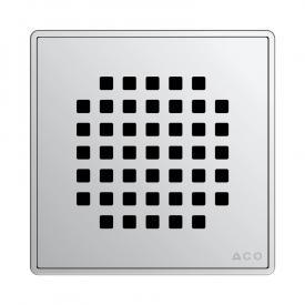 ACO Quadrato Designrost L: 14 B: 14 cm