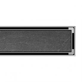 ACO ShowerDrain C Designabdeckung befliesbar Tile für Duschrinne: 70 cm