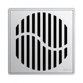 ACO Wave Designrost L: 14 B: 14 cm