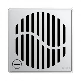ACO Wave Designrost, verriegelbar L: 14 B: 14 cm