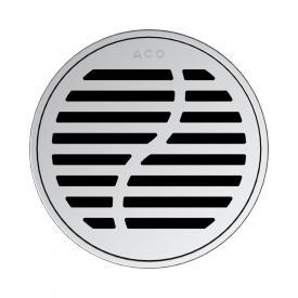 ACO Wave Designrost Durchmesser: 13,6 cm