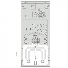 AEG Rohrbausatz MR112 Gas-Wasserheizer-Austausch