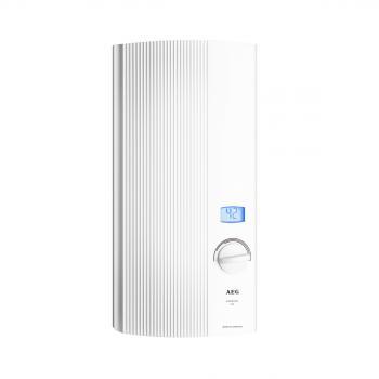 AEG DDLE LCD Durchlauferhitzer, elektronisch geregelt, 30 bis 60°C 18/21/24 kW