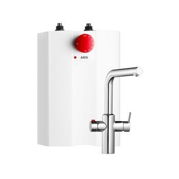AEG Heisswassersystem Hot mit Spezialarmatur (Kindersicherung), 2 kW