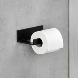 Alape Assist Toilettenpapierhalter schwarz matt