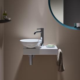 Alape Piccolo Novo Waschplatz weiß
