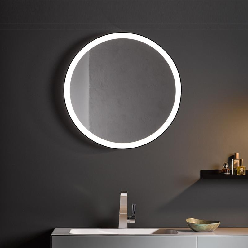 Relativ Alape SP.FR Spiegel mit LED-Beleuchtung - 6745001899 - Emero.de KM19