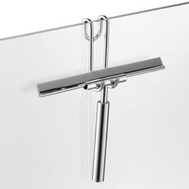 Avenarius Universal Komfortwischer mit Halter für Duschabtrennung