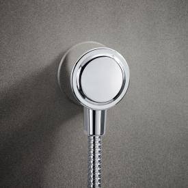 AXOR Montreux Fixfit Classic Schlauchanschluss mit Rückflussverhinderer chrom