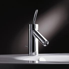 AXOR Starck Classic Einhebel-Waschtischarmatur 70 mit Ablaufgarnitur