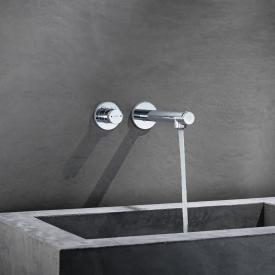 AXOR Uno Select Waschtischmischer für Wandmontage Ausladung: 225 mm, chrom