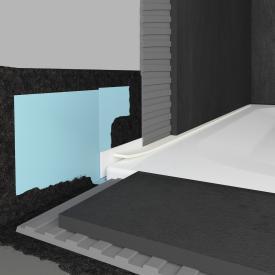 Bette Dichtsystem Pro für Viertelkreis-Duschwannen