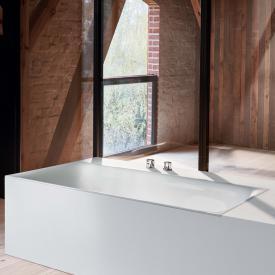 Bette Lux Rechteck-Badewanne weiß, mit BetteGlasur Plus