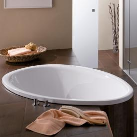 Bette Pool Oval Badewanne weiß, mit BetteGlasur Plus