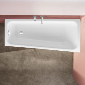 Bette Space Raumspar-Badewanne, Einbau weiß