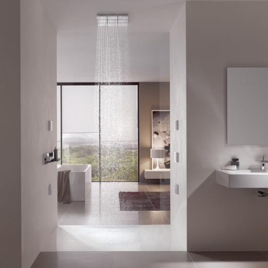 Walk-In Dusche: 7 Vorteile begehbarer \