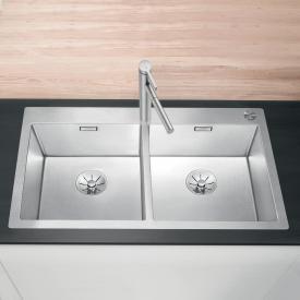 Blanco Claron 400/400-IF/A Durinox® Spüle