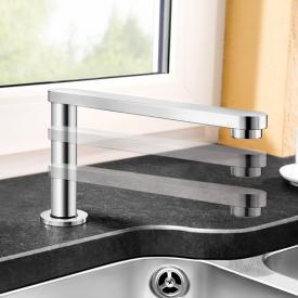 Blanco Eloscope-F II Einhebelmischer, für Vorfenstermontage