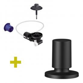 Blanco InFino® Nachrüst-Set für InFino-Ablaufsystem, mit Comfort Zug-Ablauffernbedienung schwarz matt