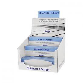 Blanco Polish für Edelstahl, Thekenaufsteller