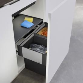 Blanco Select II Compact Abfallsystem mit Systemabdeckung, für 60 cm Unterschrank