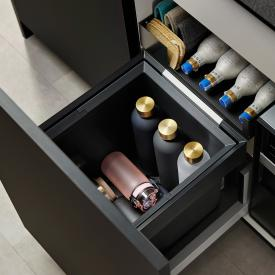 Blanco Select II Soda Abfallsystem mit Systemabdeckung, für 60 cm Unterschrank