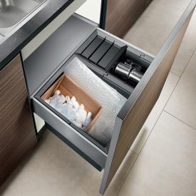 Blanco Select Abfallsystem, mit 1 x Eimerdeckel, für 60 cm Unterschrank