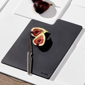 Blanco Sity Pad flexible Schneidunterlage lavagrau