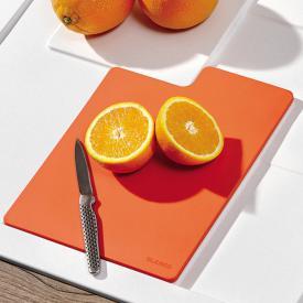 Blanco Sity Pad flexible Schneidunterlage orange