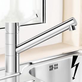 Blanco Tivo-F Einhebelmischer, für Niederdruck, für Vorfenstermontage