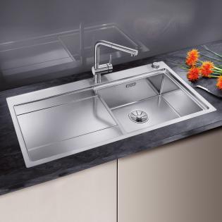 Edelstahl, Granit, Keramik: 3 Spülbecken-Materialien im ...