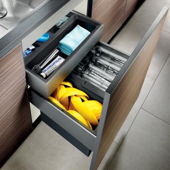Blanco Select Orga Abfallsystem für 60 cm Unterschrank
