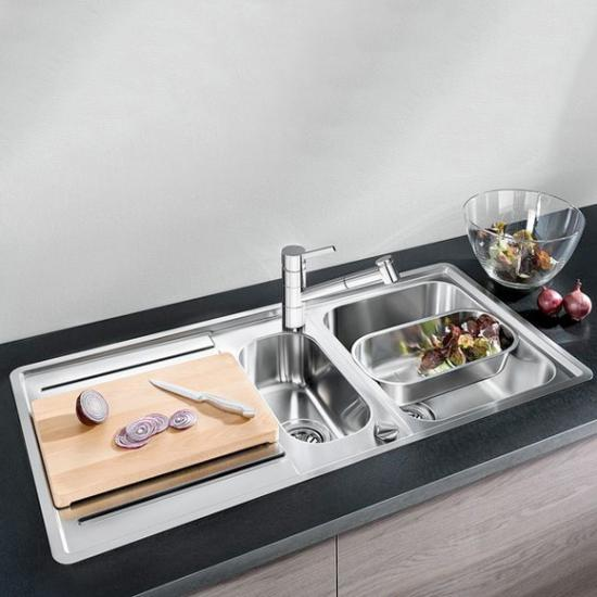 blanco waschbecken perfect blanco kitchen sink build with. Black Bedroom Furniture Sets. Home Design Ideas