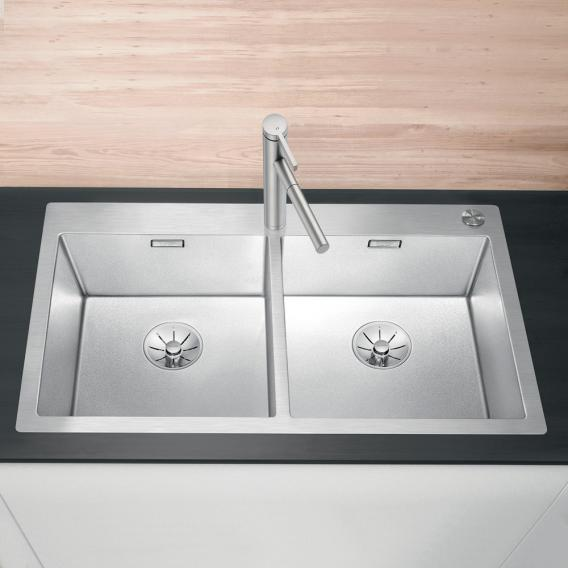 Blanco Claron 400/400-IF/A Durinox® Spüle