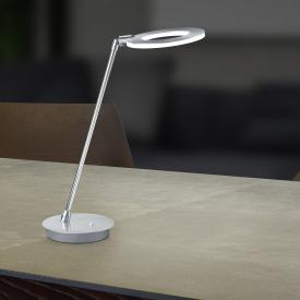 B-LEUCHTEN MICA LED Tischleuchte mit Dimmer