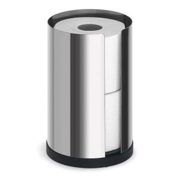 Blomus NEXIO WC-Rollenhalter für 2 WC-Papierrollen edelstahl poliert