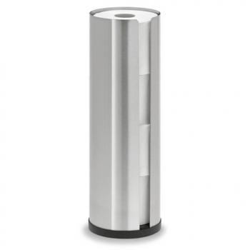 Blomus NEXIO WC-Rollenhalter für 4 WC-Papierrollen edelstahl gebürstet