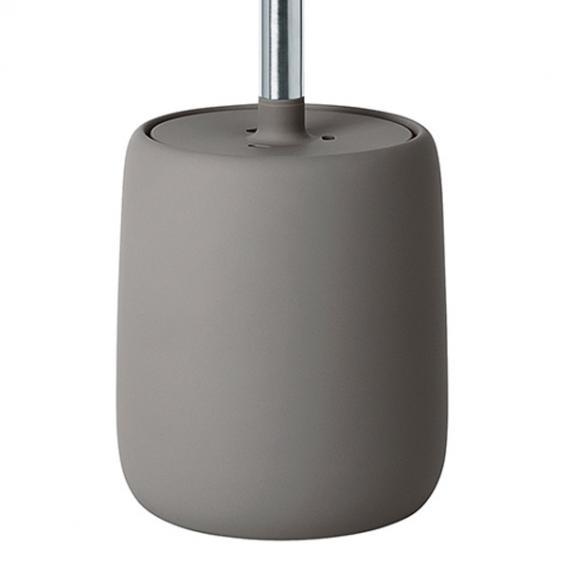 Blomus SONO WC-Bürstengarnitur grau