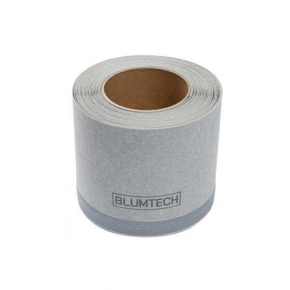 Blumtech PROFI-TOP Abdichtband-Set 3D für Duschwannen
