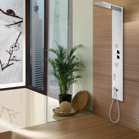 bossini manhattan duschpaneel mit thermostatarmatur l00896000030008