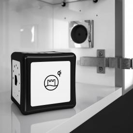Burgbad RL40 Cube Bedienwürfel mit Lichtsteuerung
