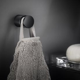 Cosmic Black & White Haken schwarz matt