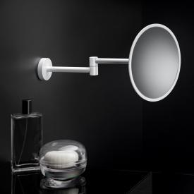 Cosmic Black & White Wand-Kosmetikspiegel weiß