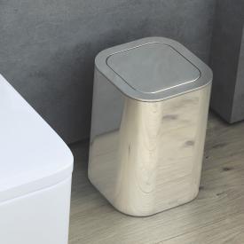 Cosmic Line Abfallbehälter chrom