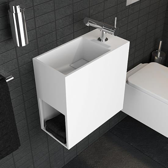 Welche Badmöbel fürs Gäste-WC? 8 Ideen - Emero Life